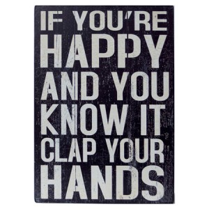 Clap+Your+Hands+Wall+D%C3%A9cor